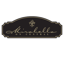 Mirabella on Central Sign