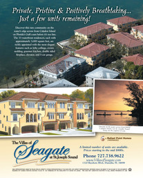 The Villas of Seagate on St. Joseph Sound