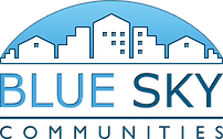 BLUE SKY Communities Logo