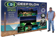 Deep Glow Tradeshow Display