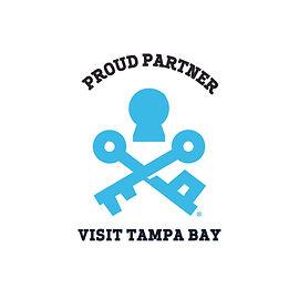 Proud Partner of Visit Tampa Bay organization