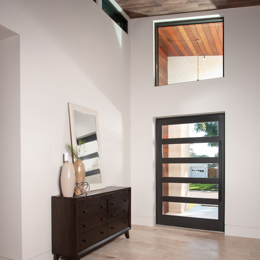 Placido Residence - entry