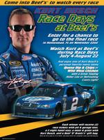 Kurt Busch Promo Poster