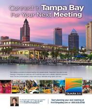 Visit Tampa Bay Meetings Ad