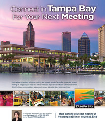 Visit Tampa Bay Meetings Ad
