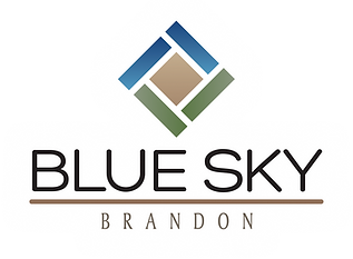 Blue Sky Brandon logo