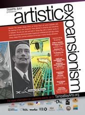 Visit Tampa Bay Artistic Expansionism