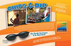 Visit Tampa Bay Chips & Dip