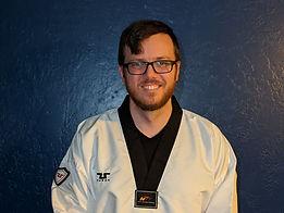 Instructor Chris Barber