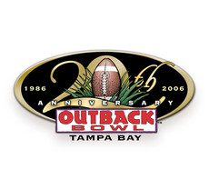 Outback Bowl, 20th Anniversary