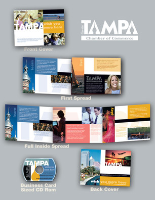 Tampa Chamber of Commerce Mailer
