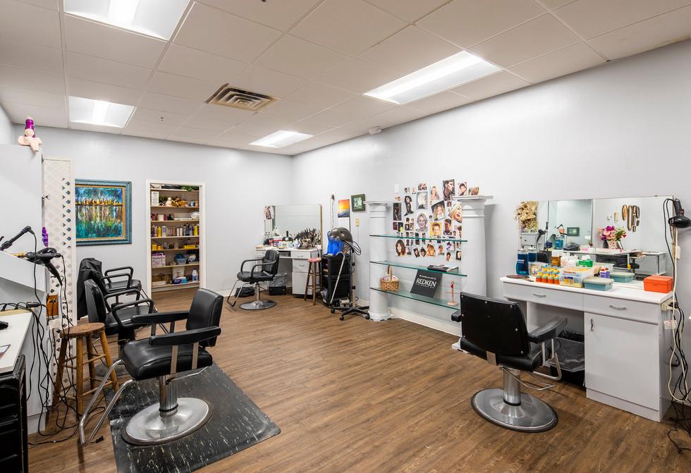On property beauty salon