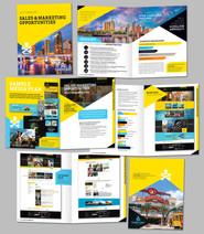 Visit Tampa Bay Marketing Brochure
