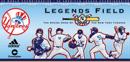 YankeesLegends Field Banner