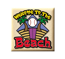 Tampa Bay Rays Beach
