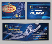 Outback Bowl Contract Signing Party Invitation