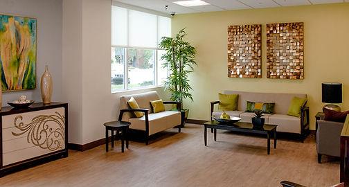 540 Town Center lobby area