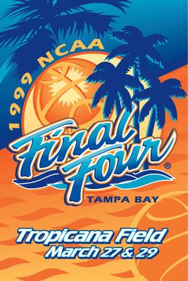 NCAA Final Four Poster