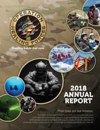 Operation Healing Forces Anual Report 2018