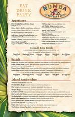 Rumba Island Bar & Grill