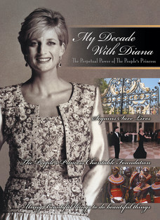 My Decade With Diana Book