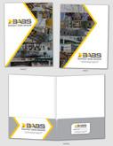 Bay Area Building Solutions Pocket Folder