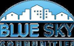 Blue Sky Communities logo