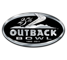 Outback Bowl 25th Anniversary
