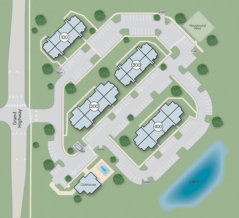 Woodwinds Site Plan