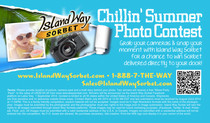 Island Way Photo Contest Promo
