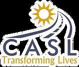 CASL Transforming Lives Logo