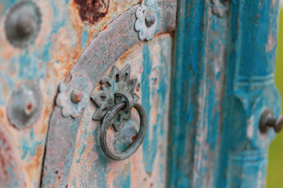 Silo Garden Grand Entrance Doors - TABELLAS
