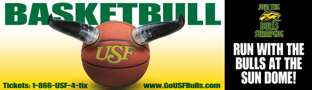 "USF ""Basketbull"" Outdoor"