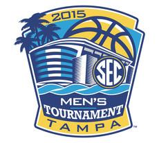 SEC Basketball Tournament 2015