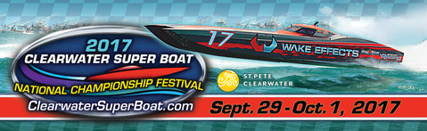 Clearwater Super Boat 2017