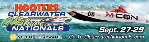 Clearwater Super Boat 2019