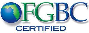FGBC certified logo