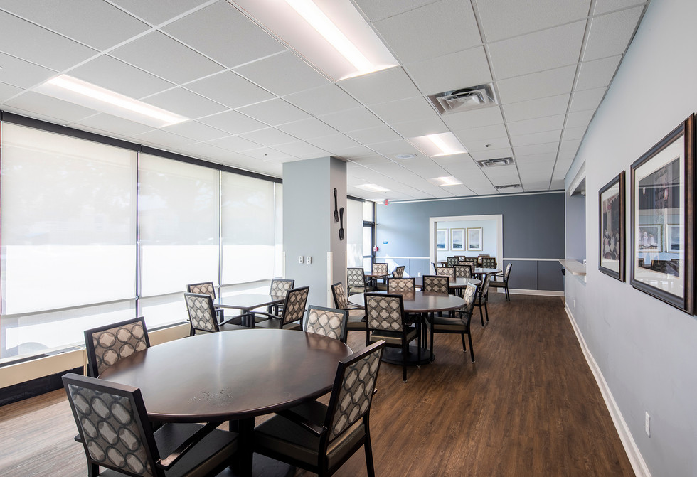 Cathedral Towers meeting room