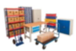Anco Storage Product Range
