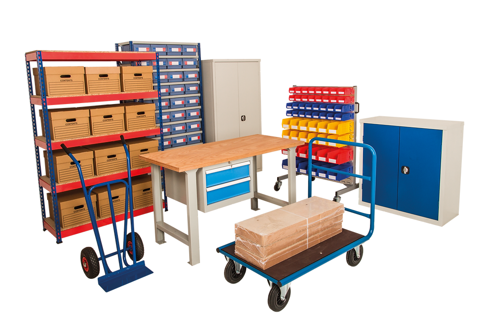 Anco Storage Product Range