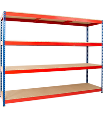 Anco Storage Rivet Racking