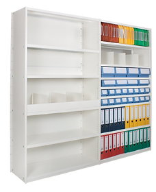 Delta Plus Steel Shelving