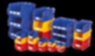 Anco Storage Plastic Bins