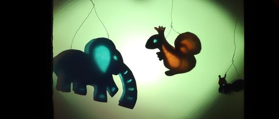 Slon a mravenec