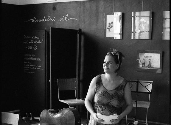 Black Box Café 2019, foto Martin Wiesner