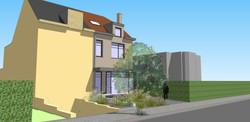 Rénovation d'une maison unifamiliale