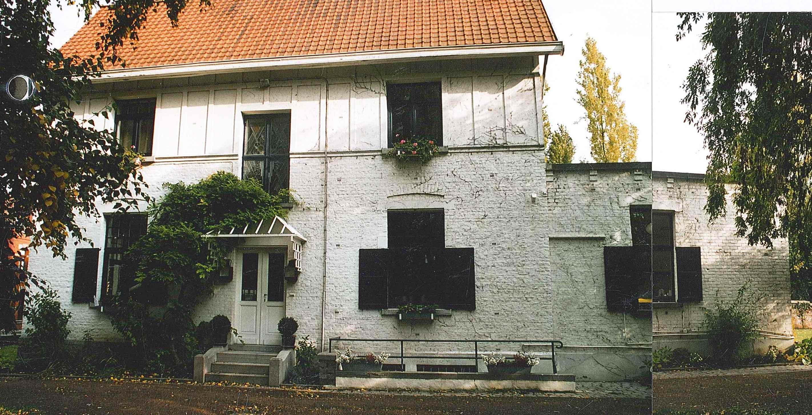 Maison unifamiliale