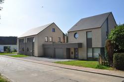 Ensemble de 3 habitations