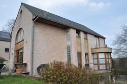 Extension d'une habitation