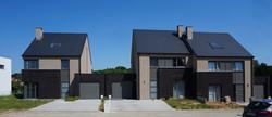 Ensemble de 15 habitations